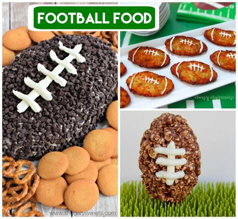 football food ideas super bowl game day recipes
