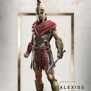 Alexios Assassin's Creed Odyssey Wallpapers | HD ...