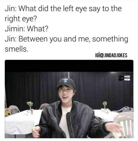 Jins Meme - jin s dad jokes memes army s amino