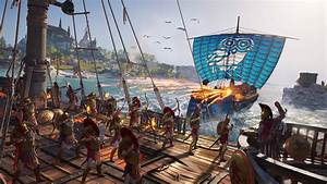 Hands-on: Assassin's Creed: Odyssey embraces Witcher-like ...