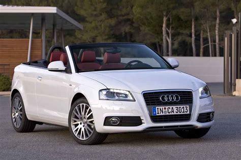2019 Audi A3 Cabriolet  Car Photos Catalog 2018