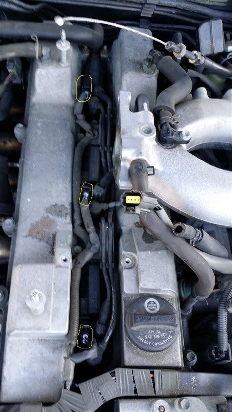 How Change Spark Plugs Lexus Steps