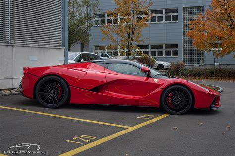 Ferrari Laferrari Vossen Forged Precision Series Vps