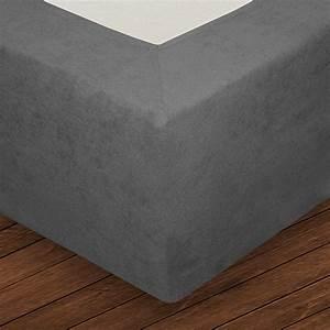 Plain Faux Suede Base Wrap Grey
