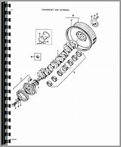 Massey Ferguson 1105 Tractor Parts Manual