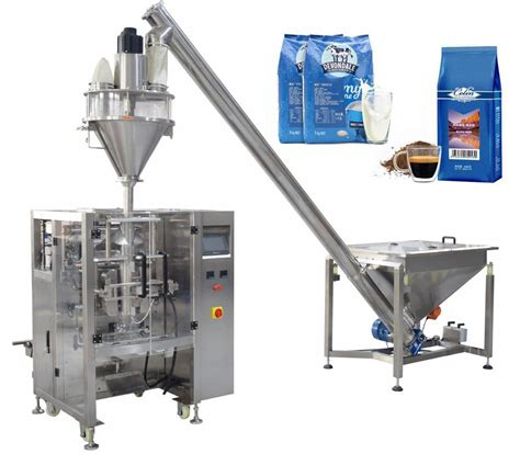 vertical fill form seal machine vffs machine powder packing machine danlesco gulf llc