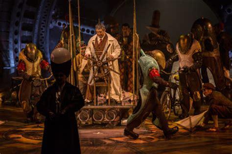 kurios cabinet of curiosities dvd theater review kurios cirque du soleil