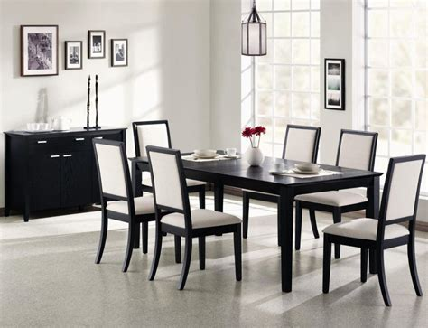 modern black table l furniture bauhaus modern black and white dining table