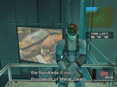 Metal Gear Solid 2 Substance Pc Free Download