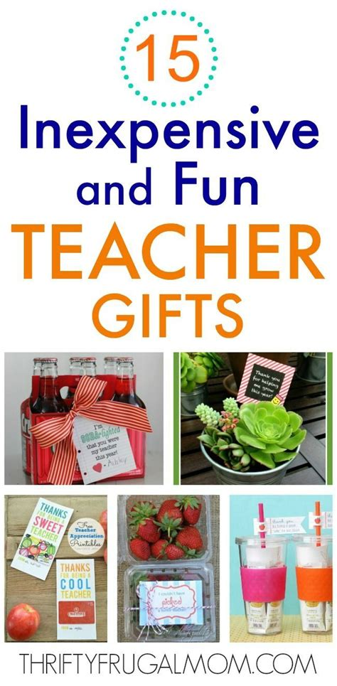 cheap teacher gifts teachers day gifts