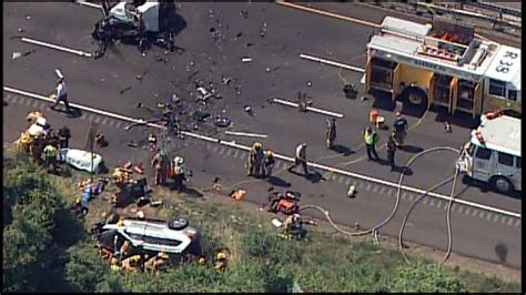 Wrongway Crash Kills 2, Injures 1 On Route 50 Near