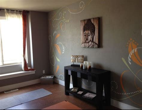 yoga room decor yoga and meditation room yoga room decor painted walls and the