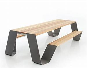 12, Most, Creative, Picnic, Tables, Design