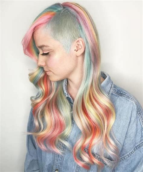 pastel hair colors pastel hair guide 40 shades of pastel hair color
