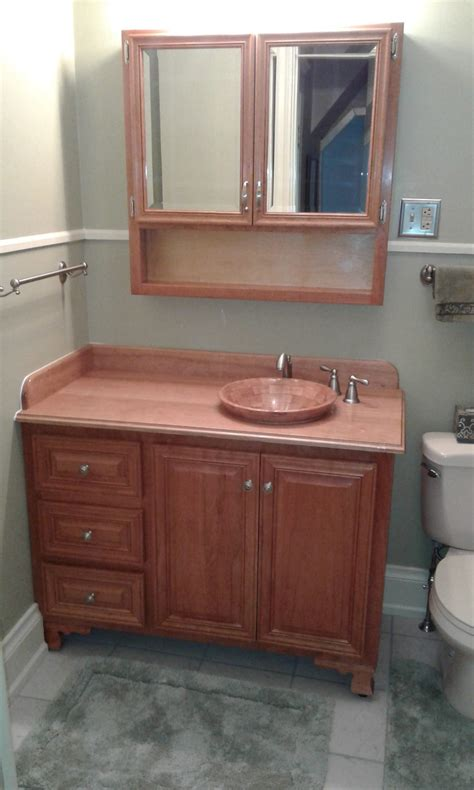 bathroom vanity finewoodworking