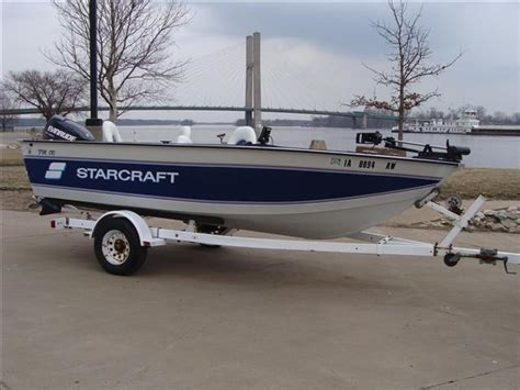Boats For Sale In Iowa by Starcraft Boats For Sale In Iowa