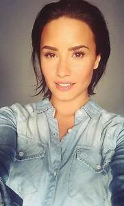 Demi lovato, Sexy and No makeup on Pinterest