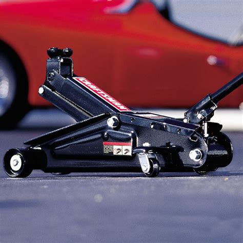 Sears 4 Ton Floor Jack by Craftsman 2 1 4 Ton Floor Jack Find Lifting Deals Only At