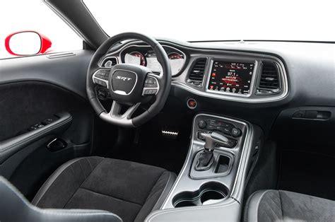 2015 dodge challenger interior dodge challenger hellcat interior pics
