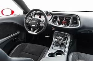 2015 Dodge Challenger Srt Hellcat Front Interior Photo 12