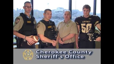 Cherokee County Sheriff's Office Psa 2