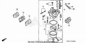 Honda Hr195 Sxa Lawn Mower  Usa  Vin  Mzak