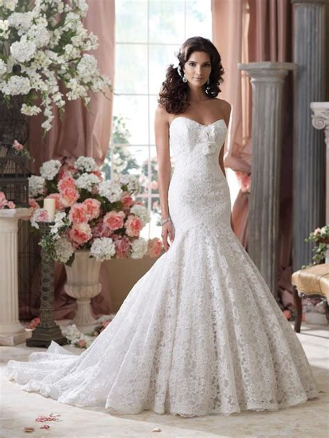 mermaid wedding dresses wedding ideas