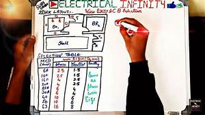 Wire Size Calculation Circuit Breaker Selection How To