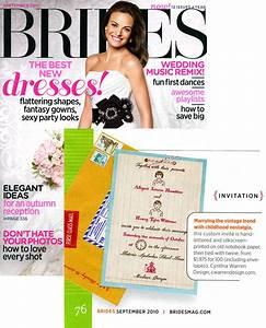 magazine wedding invitations With wedding invitations magazines free