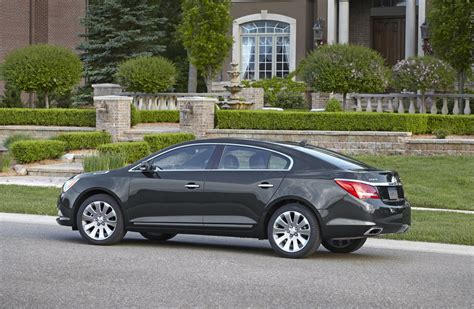 2016 buick lacrosse gm authority