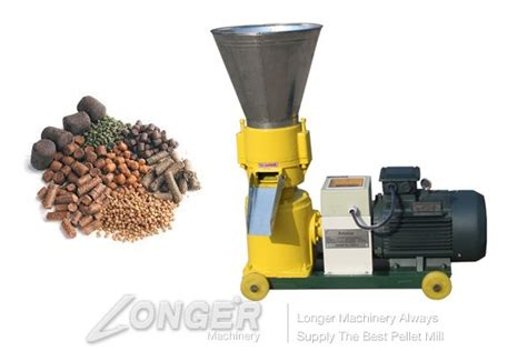 feed pellet machinery