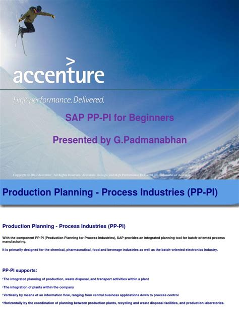 sap pp pi  beginners scheduling production processes