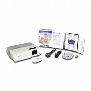 Epson Powerlite 83  Lcd Projector