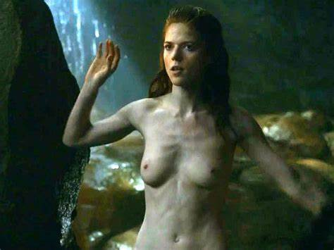Handsome Scenes Is Actually Nothing New Shes Fake Squeamish Plays Of Thrones Ygritte Needs Jon