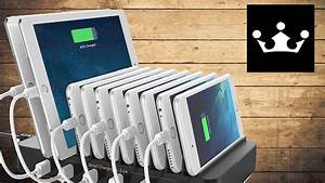 Ipad Iphone Ladestation : ladestation f r mehrere handy s gleichzeitig laden iphone ipad samsung usw youtube ~ Sanjose-hotels-ca.com Haus und Dekorationen