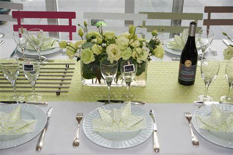 decoration de table communion