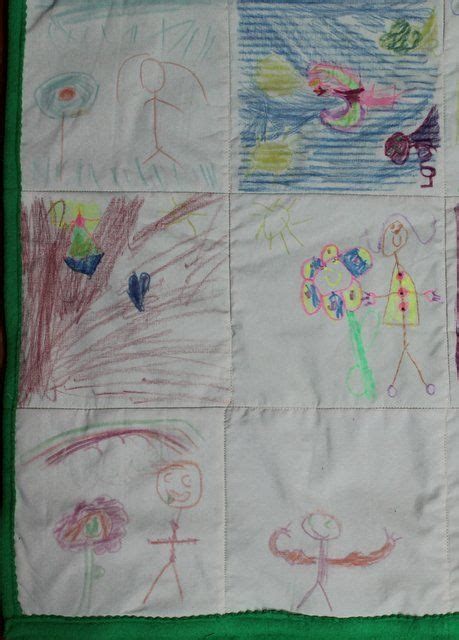 tutorial   kids  quilt   young age kids