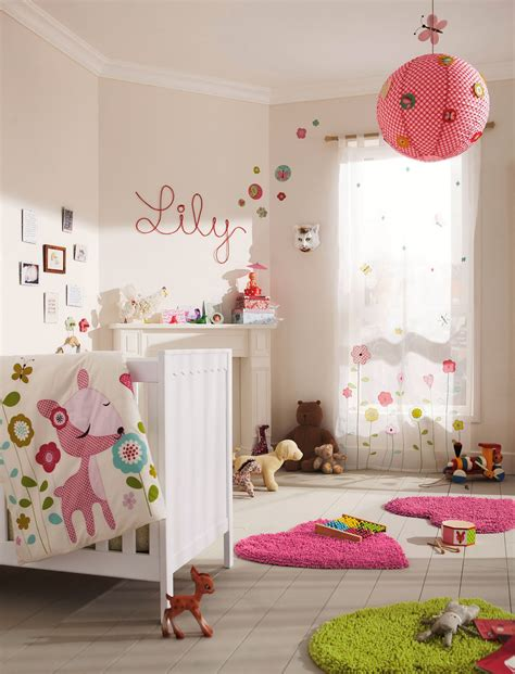 idees deco chambre bebe fille pompons ch 233 rie sheriff lifestyle mode famille