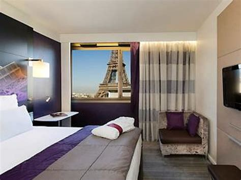 chambre d hote ile de foto torre eiffel do quarto do hotel picture of mercure