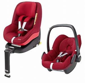 Maxi Cosi 2way Pearl 2way Fix : maxi cosi pebble incl 2way pearl and 2way fix base 2017 robin red buy at kidsroom car seats ~ Buech-reservation.com Haus und Dekorationen