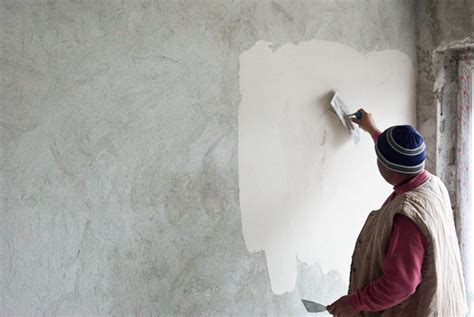 Gestrichene Wand Verputzen by How To Plaster A Brick Wall Howtospecialist How To