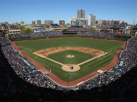 baseball stadiums travel channel