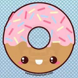 Cute Donut Drawings