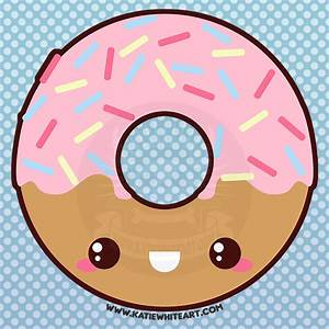 SUGAR-CUTE DONUT - Not free to use for any commercial or ...
