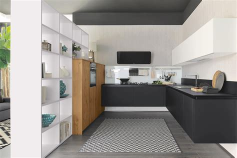 scandola cucine cucine le proposte di lube snaidero e scandola abitare