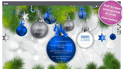 christmas sms for professional ecards for business corporate office company custom ecards