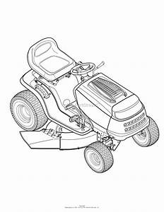 Troy Bilt 13ax60kh011 Super Bronco  2008  Parts Diagram For  Quick Reference Super Bronco