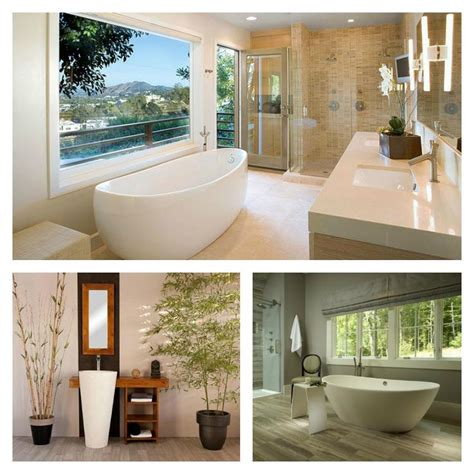 plante verte salle de bain salle de bain zen 25 id 233 es de d 233 coration