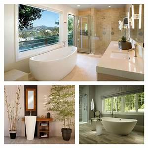 attractive salle a manger et salon moderne 9 salle de With decoration salle a manger zen