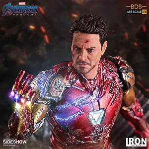 Marvel I Am Iron Man Statue by Iron Studios | Sideshow Collectibles  Iron